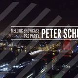 Phever Radio 11th September 2018-Warm Up Set for Melodic with Peter Schumann