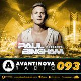Paul Bingham - Avantinova Radio 093