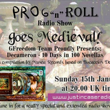 PROG and ROLL Presents: Decameron - 10 days in 100 novellas (Show # 168 15/1/2017)