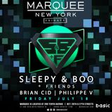 Sleepy & Boo July 2014 #MarqueeMinimix