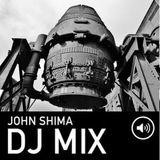 John Shima - Guest mix on Future Music FM for DJ Fak