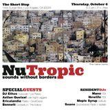 Aztlan Quetzal live at NuTropic (9.6.16)