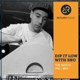 Dip It Low With SNO 16th February 2016