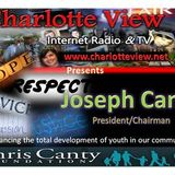 NOV 30 - CHARLOTTE VIEW: The Chris Canty Foundation with Joseph Canty