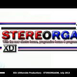 XDJ - STEREORGASM, July 2013
