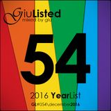 GiuListed #054 (2016 YearList)
