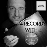 Vi4YL Special: Slipmatt picks and plays 4 records: recorded live at the Ministry of Sound workspace!