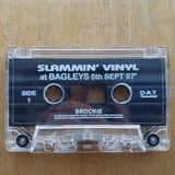 Brockie - Stevie hyper d & det - Slammin vinyl 5th september 1997