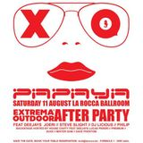OFFICIAL EXTREMA afterparty @ LAROCCA's PAPAYA event 11-08-2012