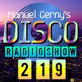 Manuel Cerny's DISCO Radioshow (219) - Hola FM Radio Fuerteventura