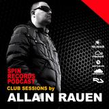ALLAIN RAUEN - CLUB SESSIONS VOL 677 (PODCAST TOP40 17 OCTOBER 2018)