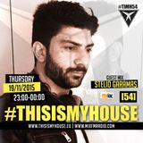 #THISISMYHOUSE [54] - guest mix by Dj STELIO GARAMAS