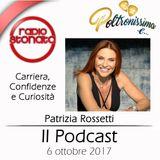 Poltronissima e ... - 3x06 - Patrizia Rossetti - 06.10.2017