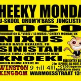 NIXUS (HARD BASS DEALERS, FR) 18 - 03 - 2013 CHEEKY MONDAY