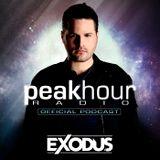 Peakhour Radio #102 - Exodus (Apri 14th 2017)