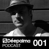 Déepalma Podcast 001 - by YVES MURASCA