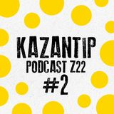 Kazantip Podcast #2 — Julia Govor