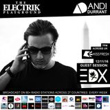 Electrik Playground 12/11/16 inc EDX Guest Session
