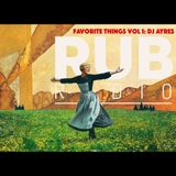 Rub Radio - Favorite Things Vol 1: DJ Ayres
