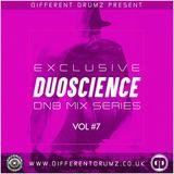 Duoscience | Exclusive Different Drumz Mix Vol #7 | October 2019