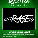 OUTRAGEOUS - Nectar Nightclub's DEEJAY SEARCH