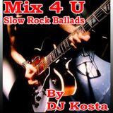 Slow Rock Ballads Mix 4U By Dj Kosta