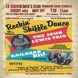 Riffs & Quiffs Cloudcast #9 - Rockin' Skiffle Dance