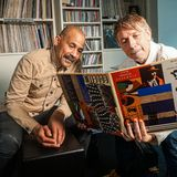 Gilles Peterson with Kahil El'Zabar // 14-01-20