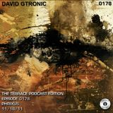 The Terrace Episode 178 : Mixed By - David Gtronic