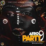 AFRO PARTY VOL.9
