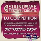 Soundwave Croatia 2014 DJ Competition Entry'