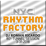 DJ Roman Ricardo Tunnel Session Live Mixcast 3-31-2018