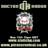 Doctor Hookas Pirate Revival Radio Show - Free Breaks Blog Club'n'Funk Session