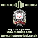 Doctor Hookas Pirate Revival Radio Show - Free Breaks Blog Club'n'Funk Session