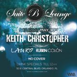 Keith Christopher LIVE @ Peek Downtown - Orlando - May 30, 2015
