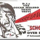 OSCAR MULERO - Live @ Over Drive c/Paseo de Extremadura 152, Madrid - Dia de las Peyas (22.12.1993)