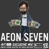 45 Live Radio Show pt. 64 with guest DJ AEON SEVEN