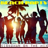 Ciskoman on the mix - Beach party summer 2017