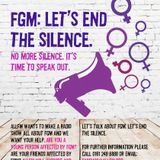 Lets End the Silence! Show 2 [7.5.15]