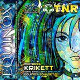 Krikett - Equinox 2014 / Sonic Spectral Singularity / TNR
