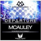 Trio Promotions Presents: MCAULEY - D E P A R T U R E (Competition Mix)