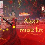 The Guest List of the month at LCC with music chosen by Alyx (Mixed by DJ PJ)