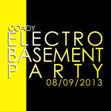 Electro Basement Party 08-09-2013