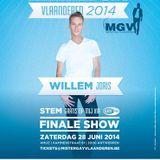 Mister Gay Vlaanderen 2014 - Leuvense finalist Willem Joris kwam bij Spoetnik in de kast: luister !