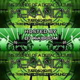 DJ Lucky-8 EXCLUSIVE DnB mix for MEKANIZM