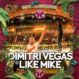 DIMITRI VEGAS & LIKE MIKE @ LIVE TOMORROWLAND BRASIL 2016 [FULL SET]