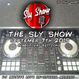 (The Sly Show 09/07/15) Sly and DJ Motive kicking it in-studio (TheSlyShow.com)