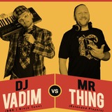 BTTB 1999-10 // DJ Vadim + Mr. Thing // XL-009-3