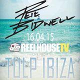 Live From Tulp Ibiza 16.04.15