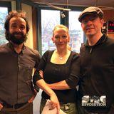 Louie Prima & Justin Fidèle - Radio Eins Interview - 03.01.2015